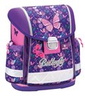 Školní aktovka Belmil - Butterfly