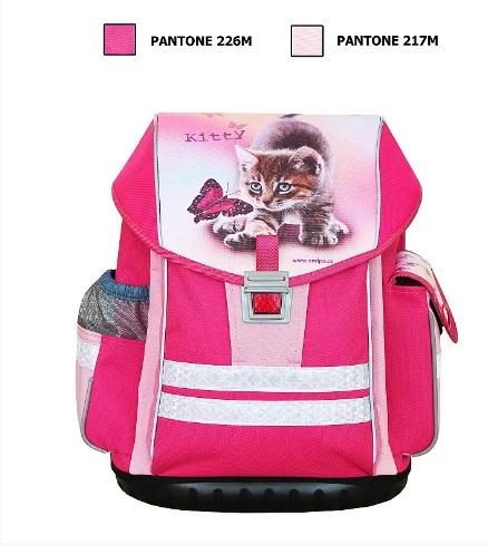 Školní aktovka Emipo ERGO ONE - Kitty
