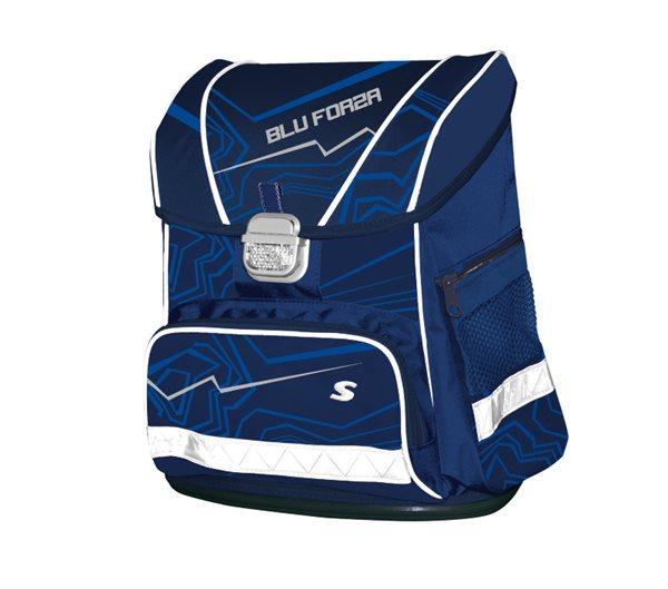 Školní aktovka Stil - Blu Forza