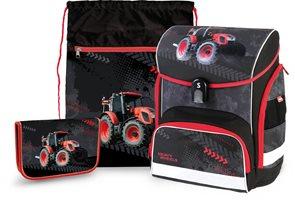Školní set Stil - Tractor (aktovka + penál + sáček)