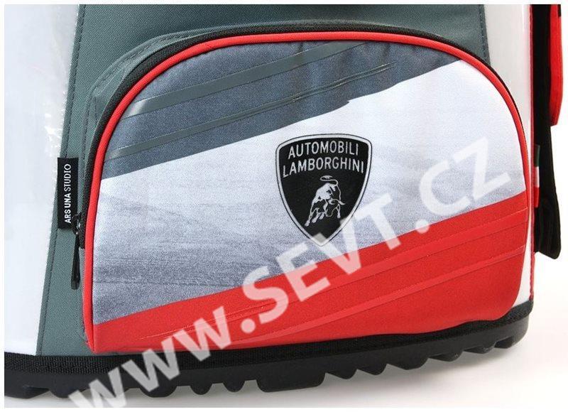 Školní set Ars Una - Lamborghini 17 - aktovka + penál + láhev na ... d687ee9106