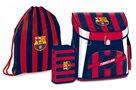 Školní set Ars Una FC Barcelona 19 - aktovka + penál (plný) + sáček na cvičky