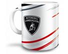 Hrnek na pití - Lamborghini bílý 300 ml