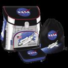 Školní set Ars Una - NASA - aktovka + penál (plný) + sáček na cvičky