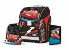 Školní set PREMIUM Cars (aktovka + penál + sáček)