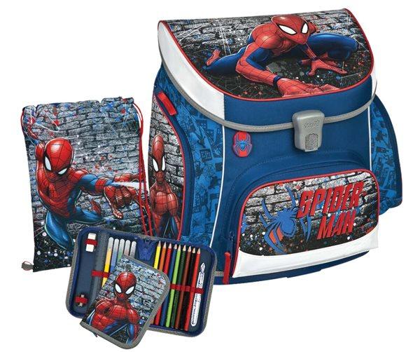 Školní set OXY PREMIUM - Spiderman