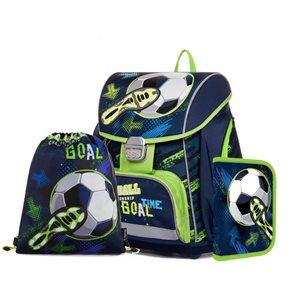 Školní set OXY PREMIUM - Fotbal 2020 (aktovka + penál + sáček)