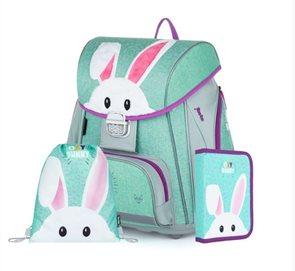 Školní set OXY PREMIUM - Oxy Bunny (aktovka + penál + sáček)