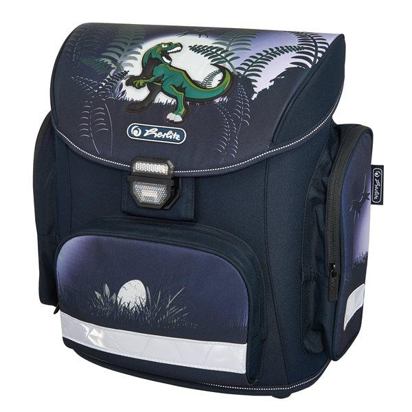 Školní batoh Herlitz Midi - Dinosaurus - prázdný, Doprava zdarma