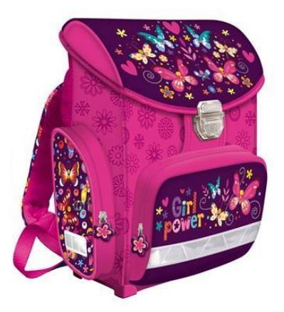 Školní aktovka Unipap - Květiny