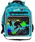 Školní batoh 3 komorový  - Skate