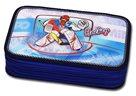 Školní penál Emipo - 3patrový - Hokej