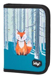 BAAGL Školní penál jednopatrový - Foxie