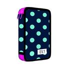 Penál 2patrový prázdný OXY - Dots