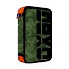 Penál 2patrový prázdný OXY - Army