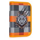 Penál 1patrový s chlopní naplněný - Vlk