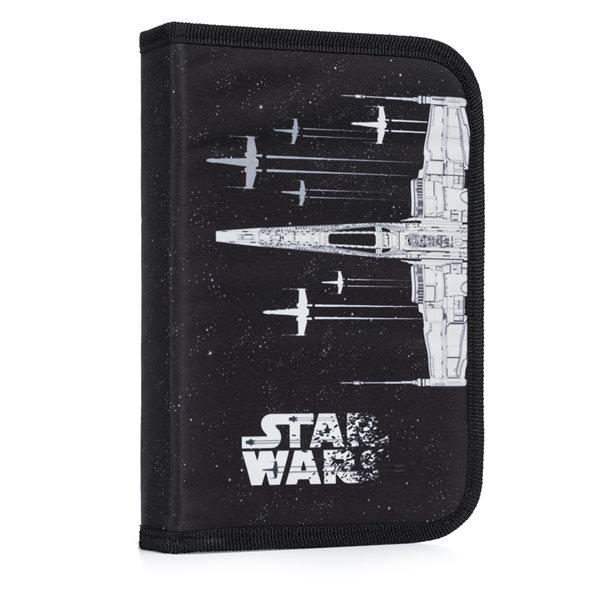 Penál 1patrový 2 klopy prázdný - Star Wars 2020