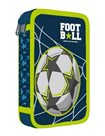 Penál 2patrový prázdný OXY - Fotbal 2