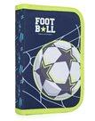 Penál 1patrový 2 klopy prázdný OXY - Fotbal 2