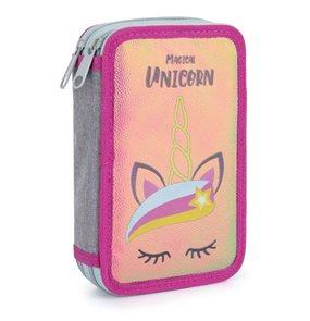 Penál 2patrový prázdný OXY - Magical unicorn