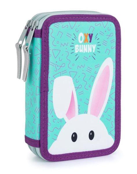 Penál 2patrový prázdný OXY - Oxy Bunny