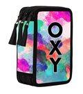 Penál 3patrový prázdný OXY - Batik