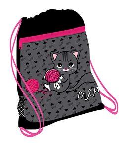 Sáček na cvičky Belmil - I Love Cat