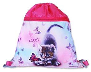 Sáček na cvičky Emipo - Kitty