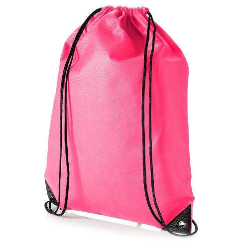 Sportovní vak na záda - růžový
