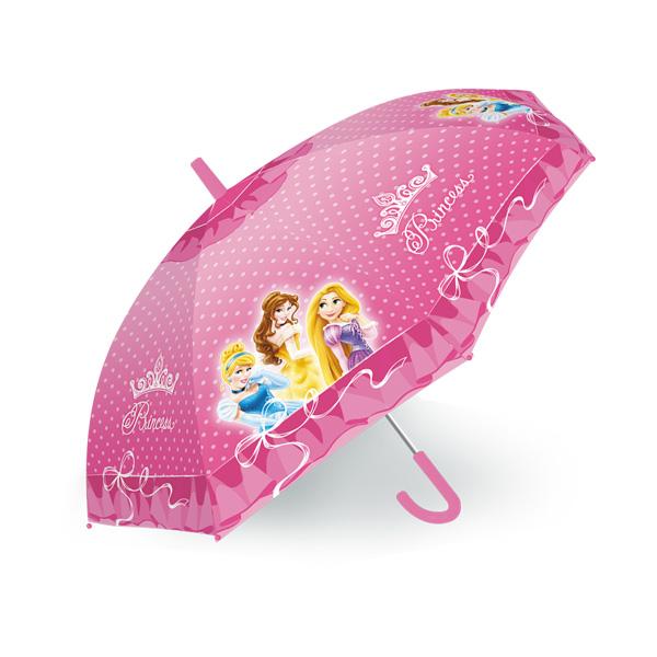 Dětský deštník - Princezny