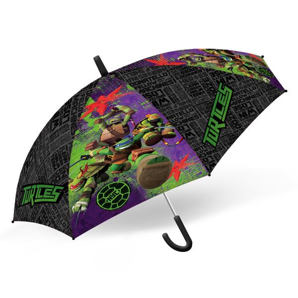Dětský deštník - Želvy Ninja