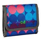 Peněženka Coocazoo - CashDash - Dots Methyl