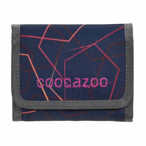 Peněženka Coocazoo - CashDash - Laserbeam Plum