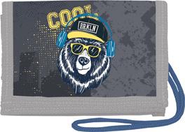 Peněženka na krk Cool bear