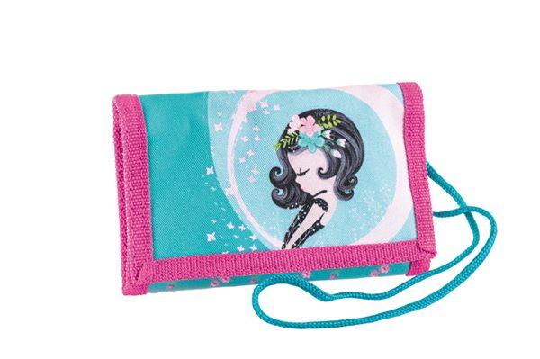 Peněženka na krk Stil - Cute girl