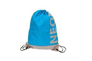 Sportovní vak OXY na záda - Neon Blue