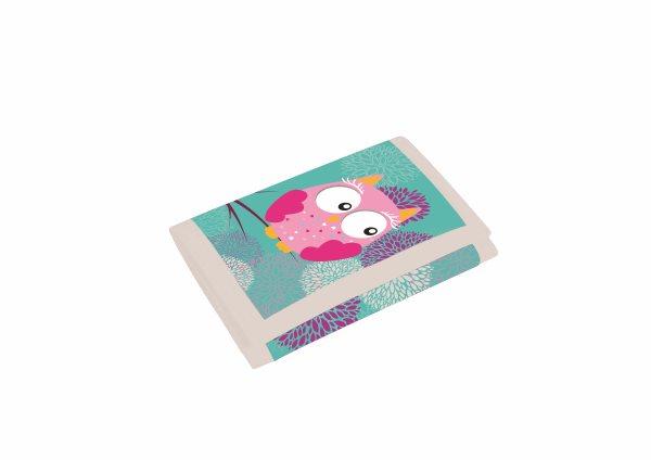Dětská peněženka - Sova