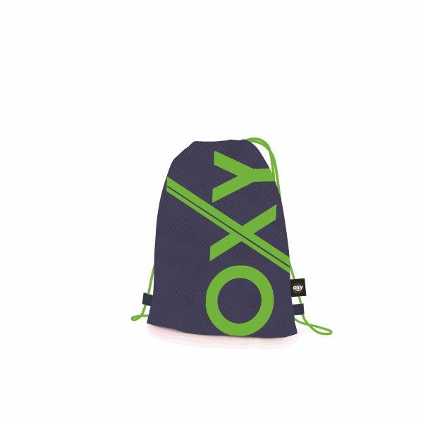 Sportovní vak na záda OXY BLUE LINE - Green
