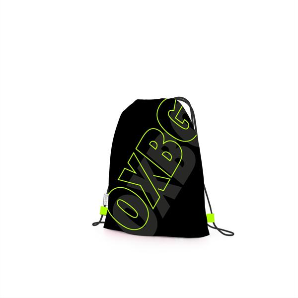 Sportovní vak na záda OXY Black Line - Green