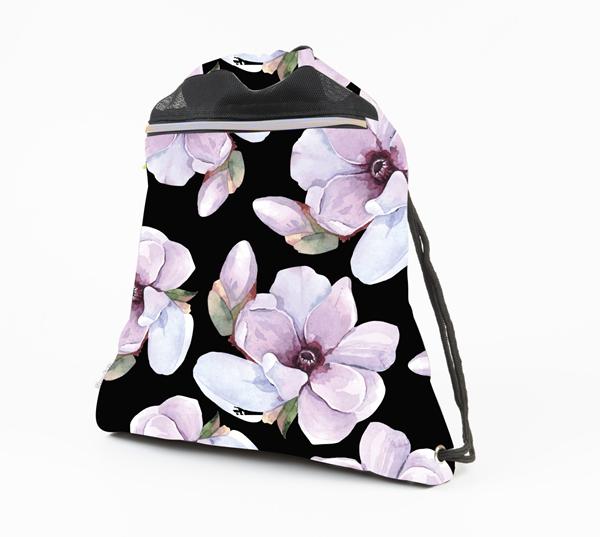 Sportovní vak na záda OXY - Floral