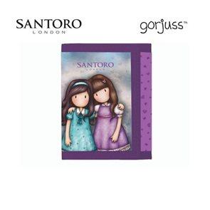 Dětská peněženka - Santoro Gorjuss / Friends walk together
