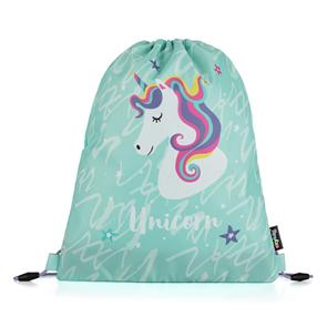 Sáček na cvičky - Unicorn iconic
