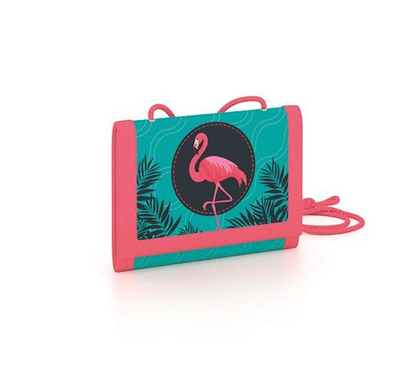 Dětská peněženka OXY - Flamingo