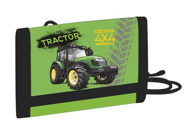 Dětská peněženka OXY - Traktor 2021