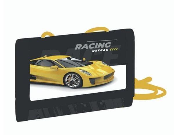 Dětská peněženka OXY - Racing / Auto 2021