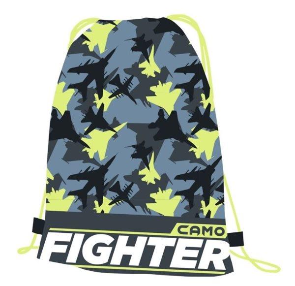 Sportovní vak na záda OXY - Camo flight