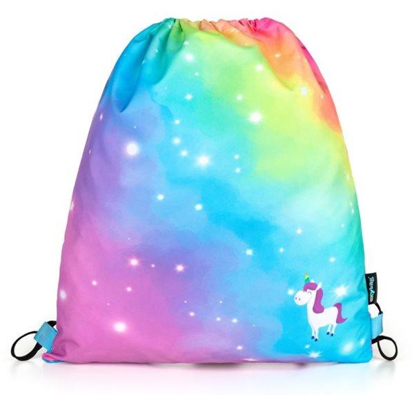 Sportovní vak na záda OXY - Rainbow