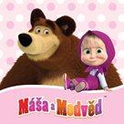 Dětský polštářek - Máša a Medvěd