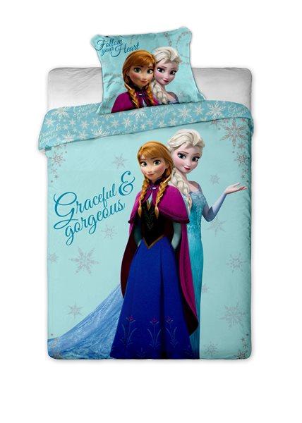 Dětské povlečení Ledové království - Frozen Sisters