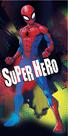 Dětská osuška - Spiderman hero